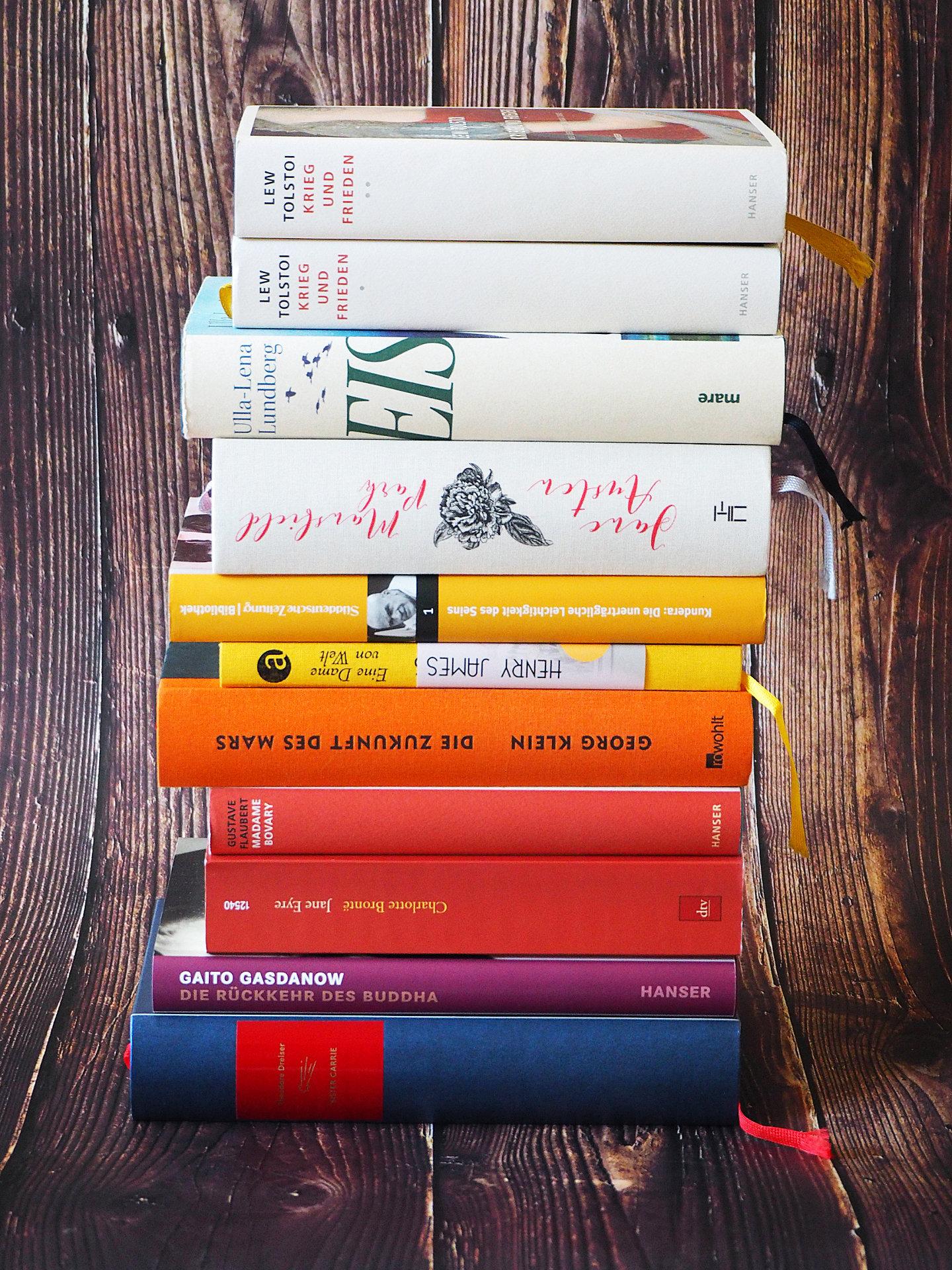 Kanon der Buchblogger