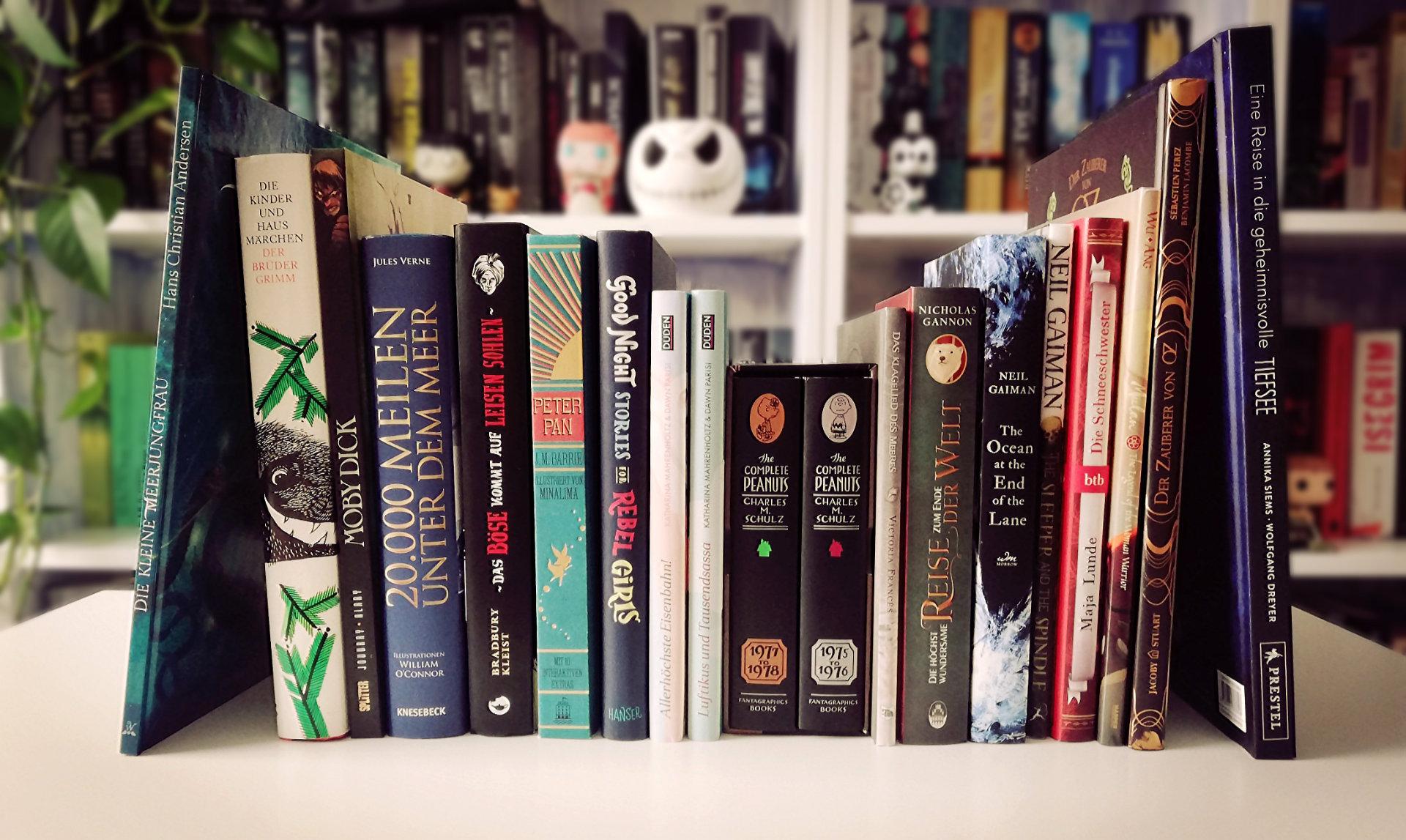 Meine schönsten Bücher • Gabriela von Buchperlenblog