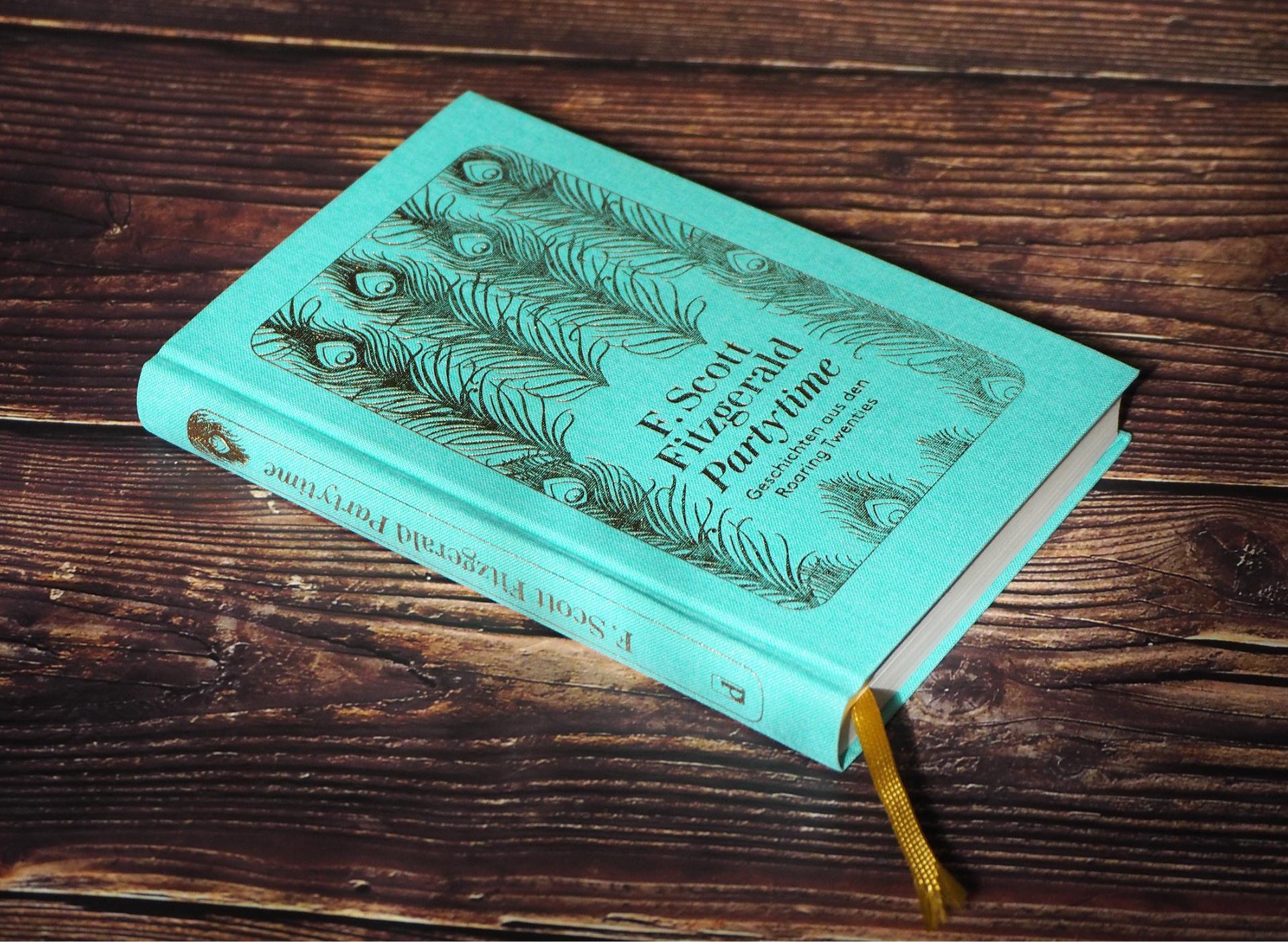 Partytime: Geschichten aus den Roaring Twenties • F. Scott Fitzgerald