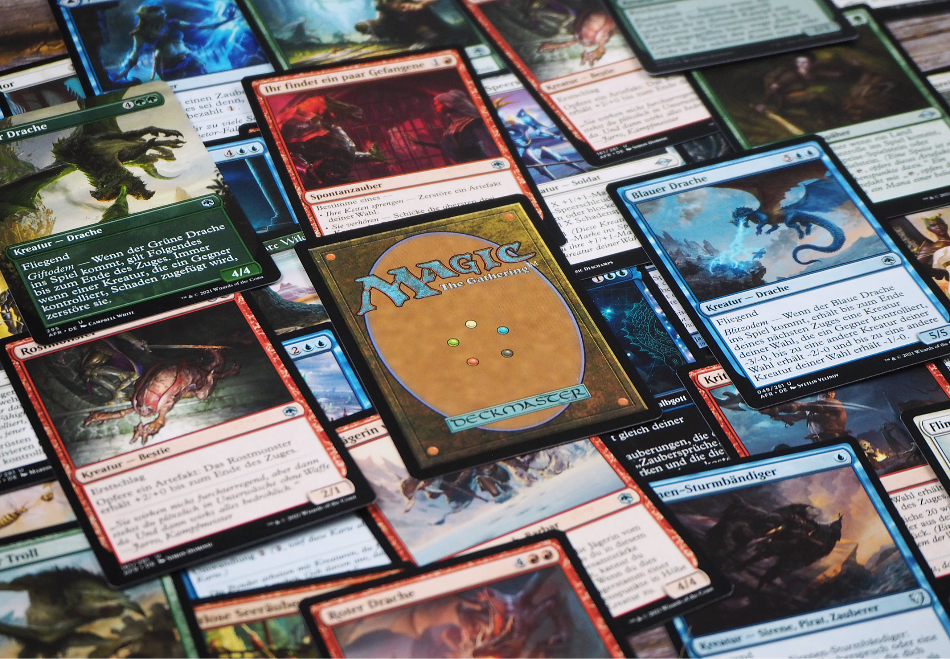 Magic: The Gathering • Ein hervorragendes Spiel neu vorgestellt